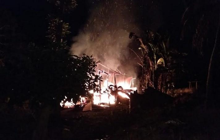 Kebakaran Angkona