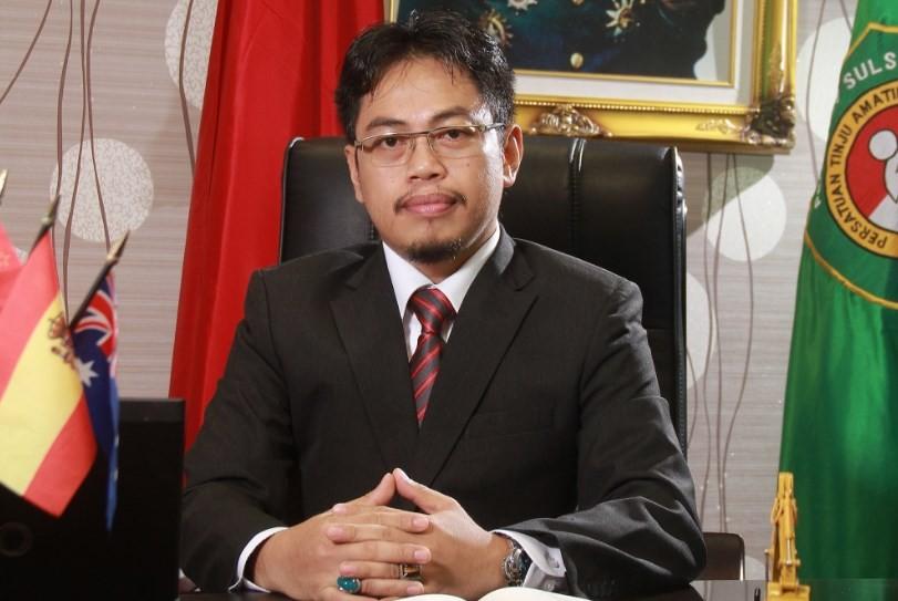 Ryan Latif Gubernur Lumbung Informasi Rakyat (LIRA) Sulawesi Selatan