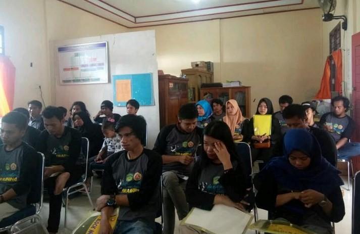 Peserta Pelatihan Pembuatan Film Dokumenter Desa Manurung