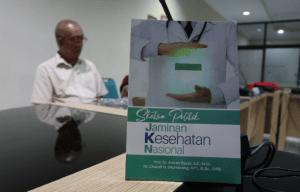 Buku Sketsa Politik Jaminan Kesehatan