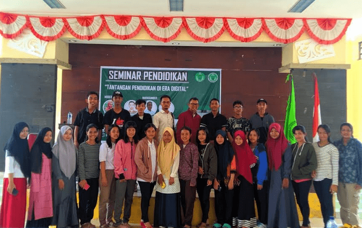 Seminar Pendidikan IPMALUTIM Komisariat Kalaena