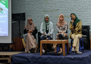 Dialog Keperempuanan IPMALUTIM Komisariat Kalaena