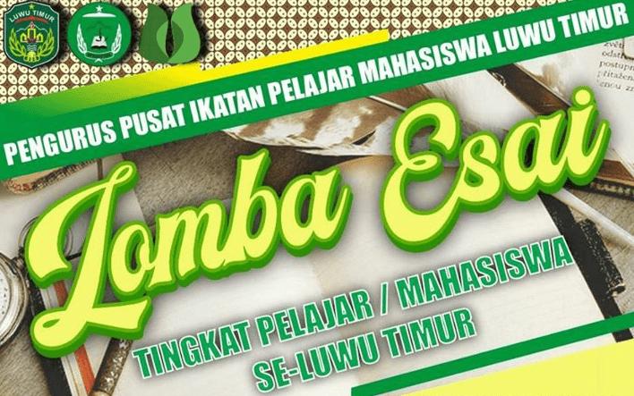 Lomba Esai IPMALUTIM - TSI